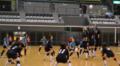 第34回岡山市長杯 婦人バレーボール大会