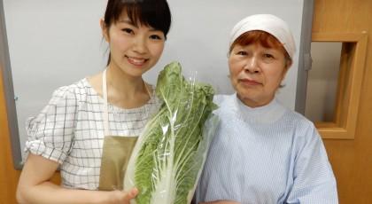おばあちゃんの台所料理教室♪