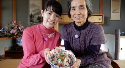 洋子おばあちゃんの「ふなのてっぱい」