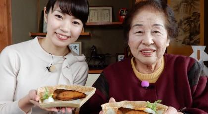 歌子おばあちゃんのぶりの照り焼き♪