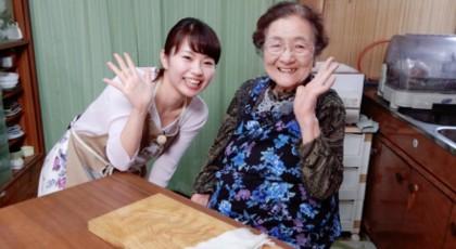 敏子おばあちゃんのがんもどき♪