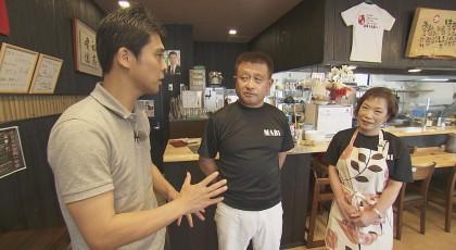 7月6日(土)放送のプライド「西日本豪雨から1年」