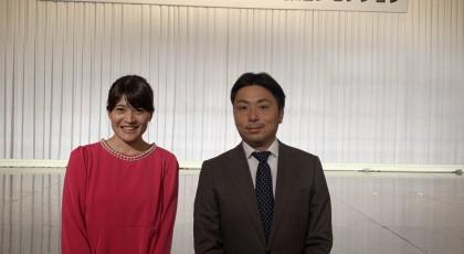 山陽新聞レディースカップ歓迎レセプション♪
