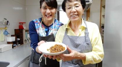 ヒロミおばあちゃんのハヤシライス!