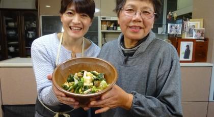 惠子おばあちゃんの台所