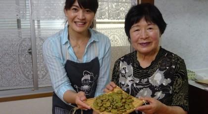 あすのおばあちゃんの台所は・・・