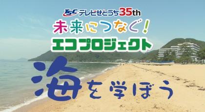 【参加者募集】未来につなぐ!エコプロジェクト 海を学ぼう